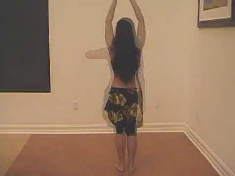 Tahitian Dance Tutorial - Learn at home series wit