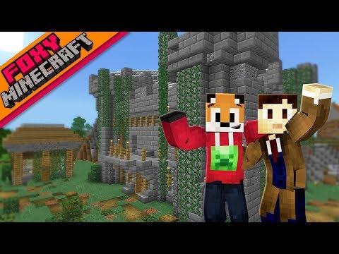 Minecraft | EPIC CASTLE | Foxy's Bedrock Survival [27]