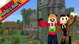 Minecraft | EPIC CASTLE | Foxy's Bedrock Survival [27]