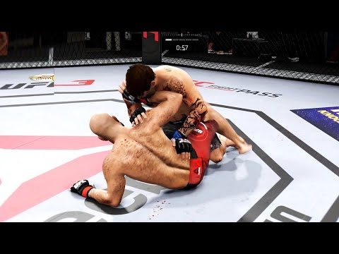Александр Емельяненко против Магомеда Исмаилова UFC 3 Полный бой - Emelianenko vs Ismailov