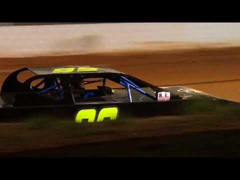 3/30/2018 East Lincoln Speedway Stock 4 Feature #99 Hilton 3rd