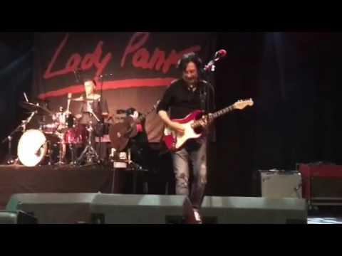 Próba zespołu Lady Pank przed koncertem w Manchester
