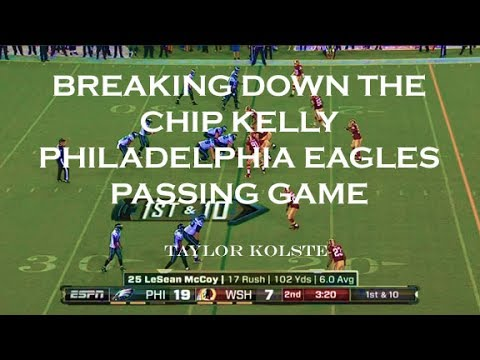 Breaking Down the Chip Kelly Philadelphia Eagles Passing Game