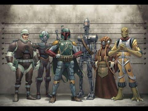 Star Wars EotE: Stellar Corruption 101