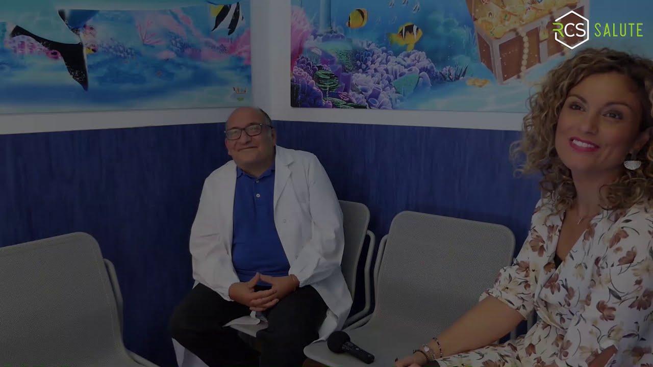 La cura del diabete in età pediatrica con il Prof. Iafusco dell'AOU Vanvitelli