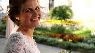Свадебный клип Виталий и Аделина 12.08.17