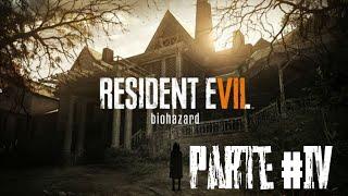 """Resident Evil 7 - Hospício #4 """"Só fica morto"""""""