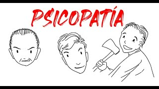 10 Rasgos de un Psicópata | Psych2Go ESPAÑOL