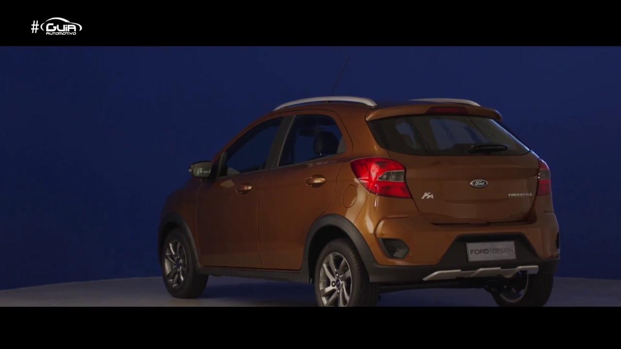 Conheça o Ford Ka FreeStyle | Lançamento - 10/02/2018 ...