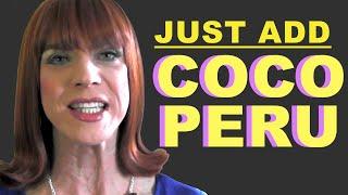 Just Add Coco Peru