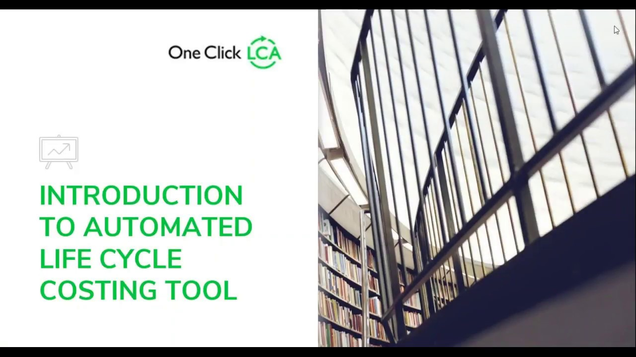 Automated Life Cycle Costing from BIM