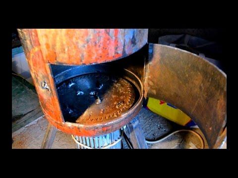 видео: Лущилка  для кукурузы своими руками.