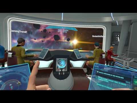 Star Trek Bridge Crew - Kobayashi Maru [Gaming Trend]