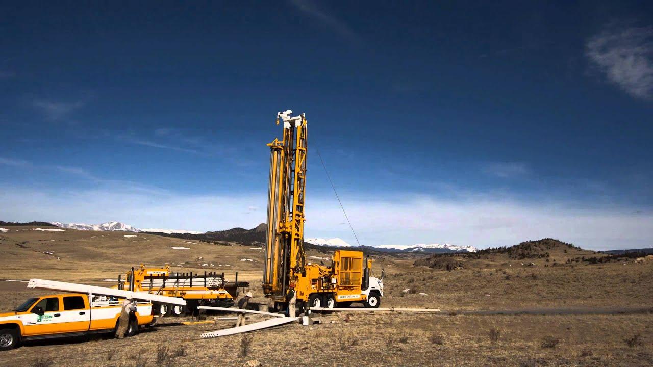 Used Aquadrill 1000 II waterwell drill rigs Year: 2000 ... |Well Drilling