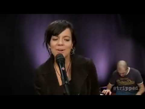 Lily Allen - He Wasn't There (Live in Z100 Studio)