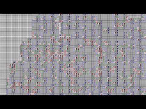 I created a PERFECT minesweeper AI