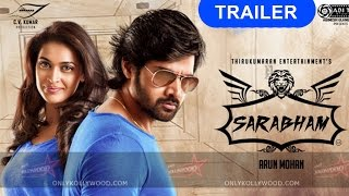 Video Sarabham Official Trailer | Hindi Action Thriller Movie | Coming Soon | Mishri Hindi Movies download MP3, 3GP, MP4, WEBM, AVI, FLV November 2017