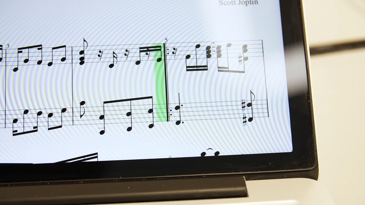OpenSheetMusicDisplay: We render MusicXML sheet music in