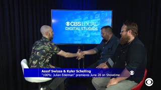 The Sit-Down: Assaf Swissa & Kyler Schelling