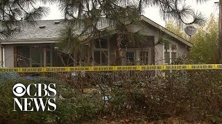 Deputies shoot man after he kills 4, including baby