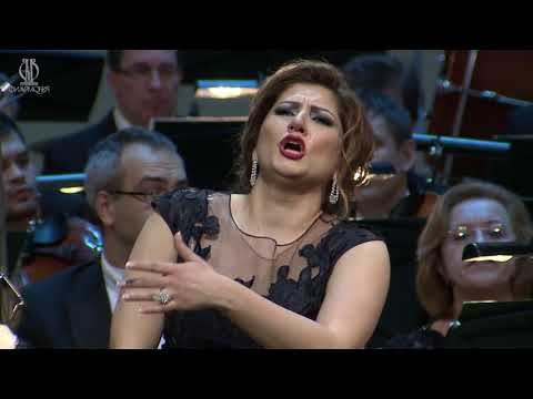 Динара Алиева. Ария Леоноры. Верди // Dinara Alieva. Leonora's Aria. Verdi