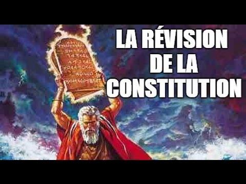 La révision de la Constitution