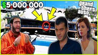 ŞEVKAT YERİMDAR'A $5.000.000 DEĞERİNDE VİLLA SATTIM! - GTA 5 RECEP İVEDİK EMLAKÇI MODU