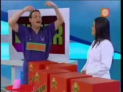 Dr. TV Perú (21-08-2013) - B3 - Asistente del día: Infección urinaria