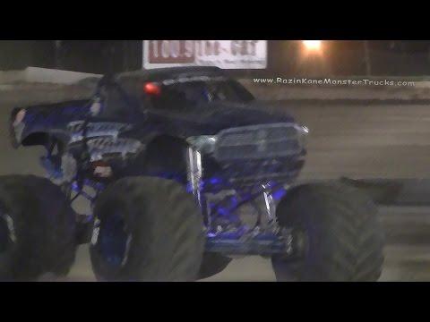 RAZIN KANE® highlights,7/10-7/13,Monster Jam,W.Lebanon,NY