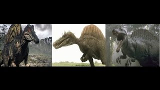 Spinosaurus Tribute