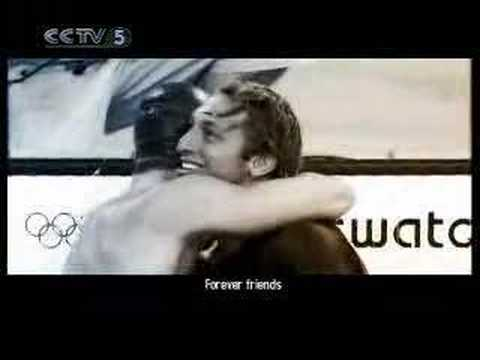 "China Beijing 2008 Olympic Games song ""Forever Friends永远的朋友"""