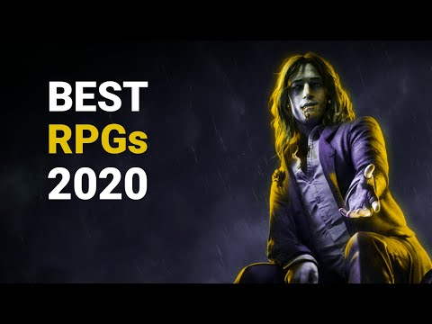 Best Rpg 2020 Pc.17 Best Rpgs Of 2020 Ps4 Xbox One Pc Nintendo Switch