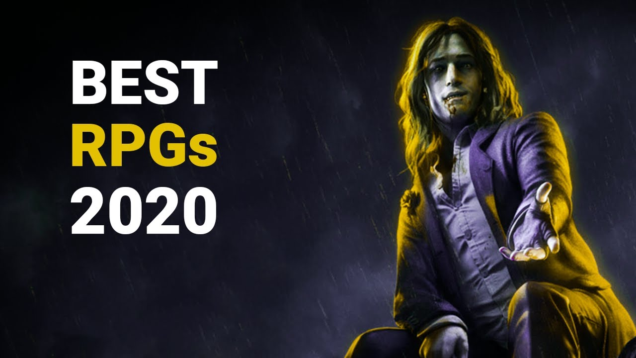 Best Rpg 2020 Pc 17 Best RPGs of 2020 | PS4 , Xbox One , PC , Nintendo Switch   YouTube