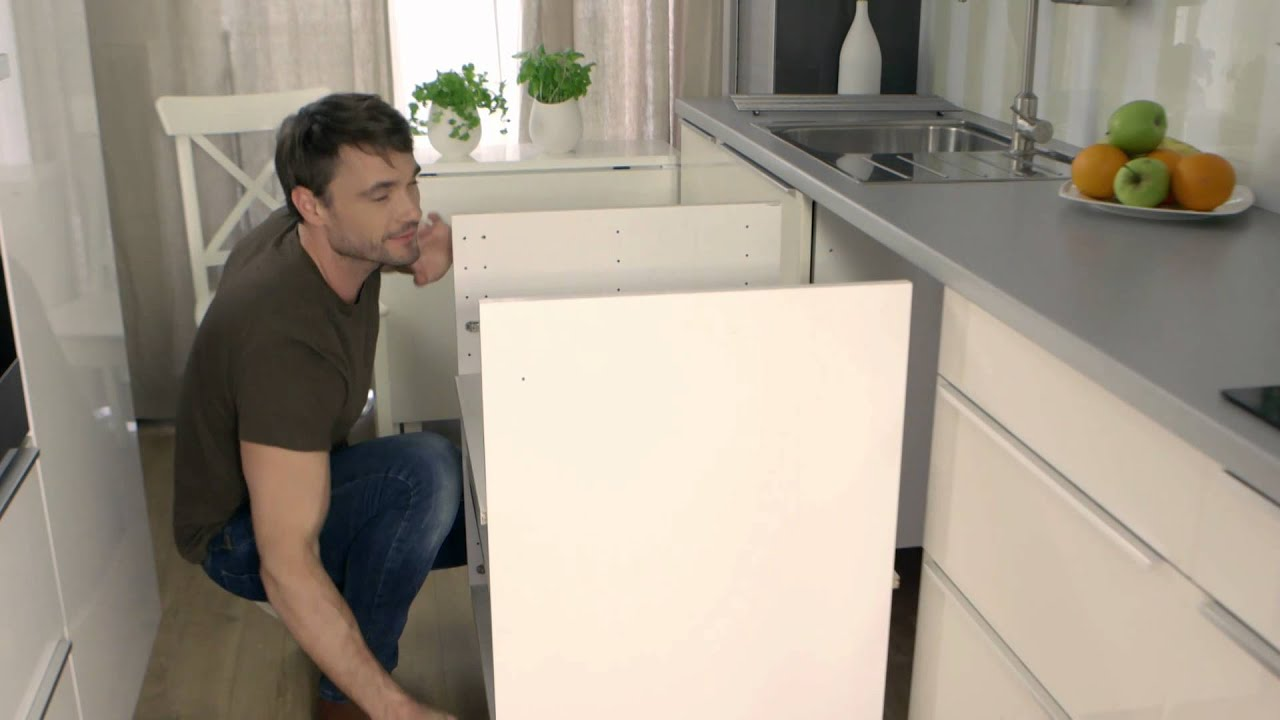 meuble plan de travail cuisine