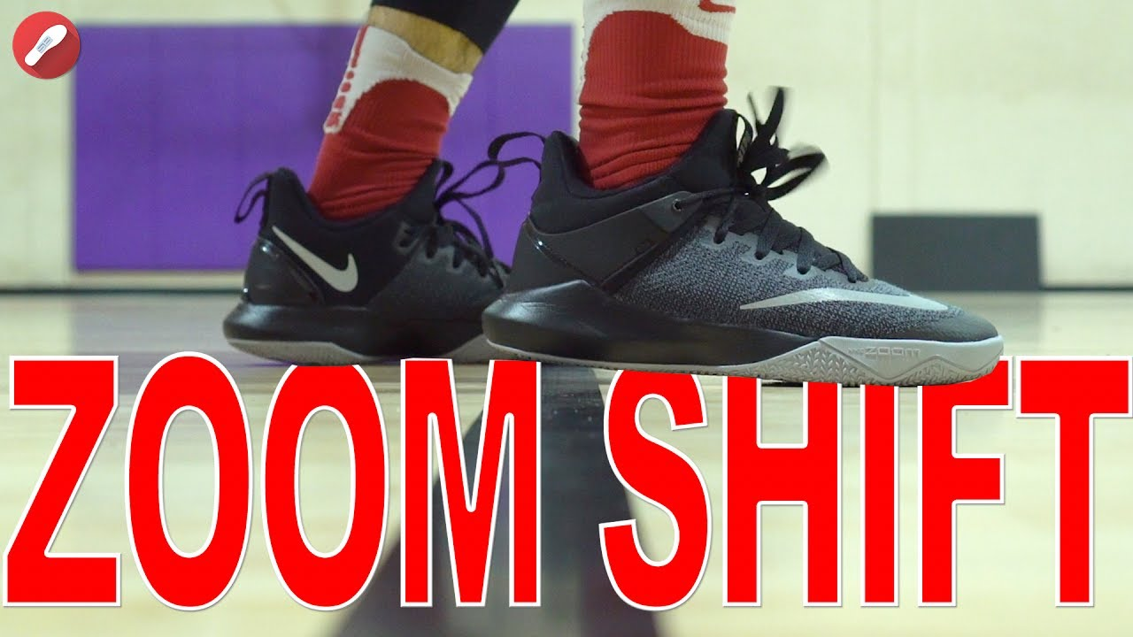 Nike Zoom Shift Performance Review YouTube