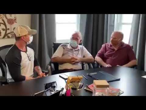 Ronnie & Dickie's Testimonial