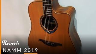 Lâg/HyVibe Smart Guitar at NAMM 2019 | Reverb