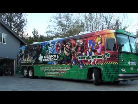 2, 26, 2011 Video Game Bus birthday party 4