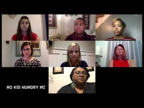 Tar Heel Teachers At Home: Interview With Julie Pittman & Tamara Baker (No Kid Hungry NC)