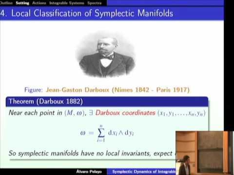Symplectic Dynamics of Integrable Hamiltonian Systems - Alvaro Pelayo