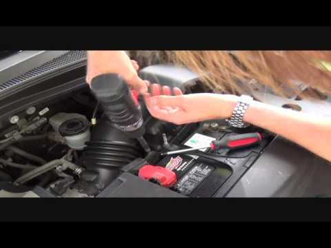 Acura MDX Change Engine Air Filter YouTube - Acura mdx air filter