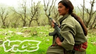 Female Fighters of Kurdistan (Part 2/3)