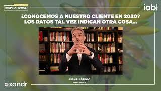 Juan Luis Polo (Good Rebels) - ¿Conocemos a nuestro cliente en 2020?