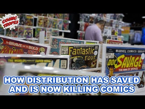 How Distribution Has Saved And Is Now Killing Comics