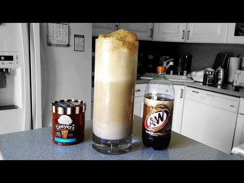 Epic Root Beer Float (Matt Stonie)