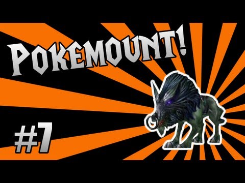 Order & Chaos Online - Pokemount! #7 - Rotting Undead Dog