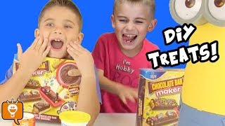 TREATS for KIDS DIY! Challenges with HobbyKids