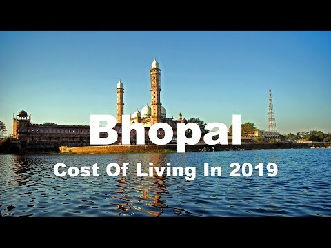 Cost Of Living In Bhopal, India In 2019, Rank 426th In The World