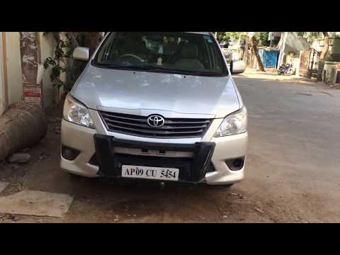 2012 TOYOTA INNOVA G REVIEW