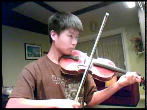 Violin Cover Of Replay (by Shinee)